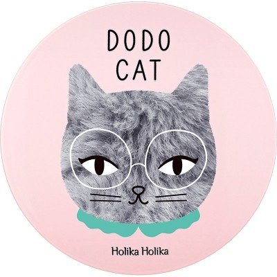 Кушон Holika Holika Face 2 Change Dodo Cat Glow Cushion BB Dodo's Rest тон 21, светлый беж: фото