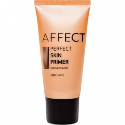 Основа под макияж Affect Perfect Skin Primer Base matt&smooth 20ml: фото