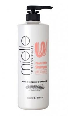 Шампунь с РН-контролем JPS Mielle phyto white shampoo 1000 мл: фото