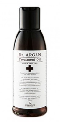 Масло арганы для восстановления волос THE SKIN HOUSE Dr.argan treatment oil 150 мл: фото