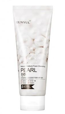 Пенка очищающая с жемчужной пудрой EUNYUL Pearl foam cleanser: фото