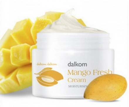 "Крем для лица ""свежий манго"" THE SKIN HOUSE Mango fresh cream 50 мл: фото"
