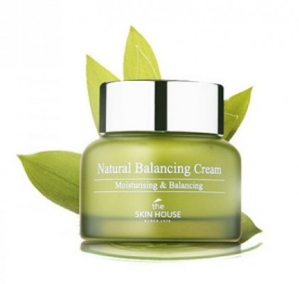 Крем балансирующий THE SKIN HOUSE Natural balancing cream 50мл: фото