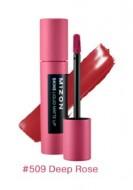 Помада матовая жидкая MIZON Skins Liquid Matte Lip № 509 Deep Rose: фото