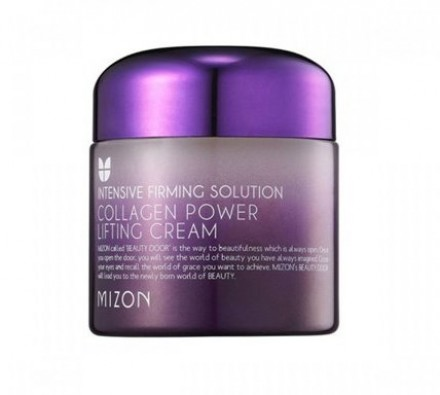 Крем-лифтинг коллагеновый MIZON Collagen Power Lifting Cream 75мл: фото