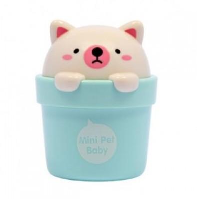 Крем для рук THE FACE SHOP Lovely meex mini pet perfume hand cream 01 Baby Powder 30г: фото