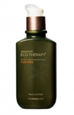 Лосьон для мужчин THE FACE SHOP Arsainte eco-therapy for men mild lotion 140 мл: фото
