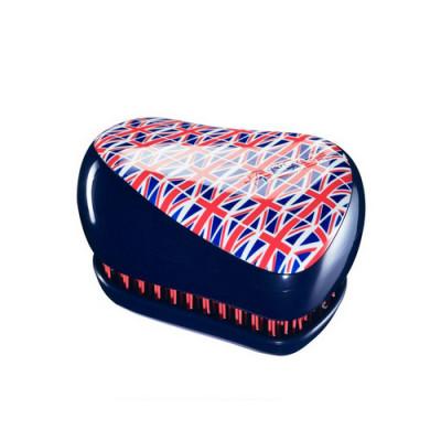 Расческа TANGLE TEEZER Compact Styler Cool Britannia британский флаг: фото