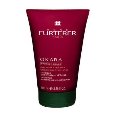 Маска восстанавливающая защитная для окрашенных волос Rene Furterer, Okara 100мл: фото