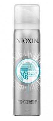 Шампунь сухой для объема волос Nioxin Instant Fullness Dry Cleanser 65 мл: фото