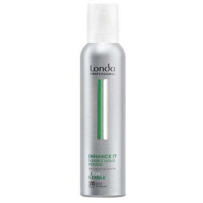 Пена для укладки волос нормальной фиксации Londa Professional Styling Volume ENHANCE IT 250мл: фото