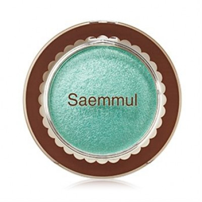 Тени для век THE SAEM Saemmul Bakery Shadow BL01 mintchip cookie 3,5гр: фото