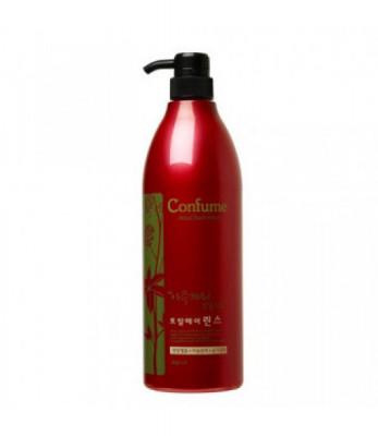 Кондиционер для волос c касторовым маслом Welcos Confume Total Hair Rinse 950мл: фото