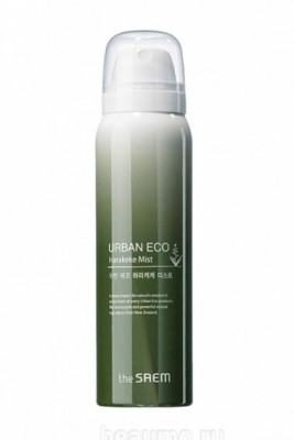 Мист для лица THE SAEM Urban Eco Harakeke Mist 100мл: фото