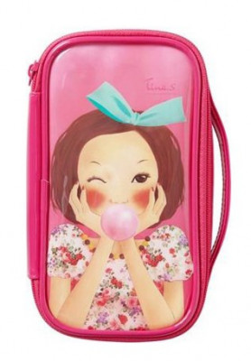 Косметичка FASCY WAVE Tina PU Beauty Pouch: фото