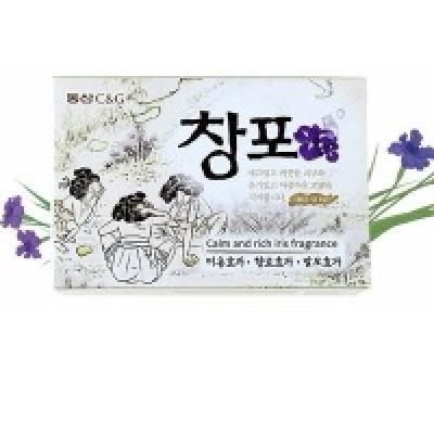 Мыло туалетное Clio New Iris Soap 100g: фото