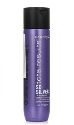 Шампунь от желтизны MATRIX Color Obsessed So Silver 300 мл: фото