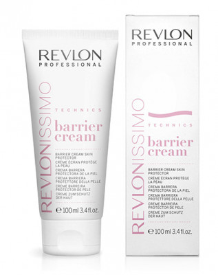Защитный крем Revlon Professional RVL Barrier Cream 100мл: фото