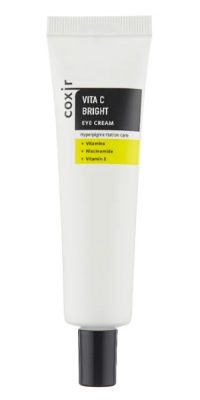 Крем для век осветляющий с витамином С COXIR Vita C Bright Eye Cream 30мл: фото