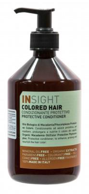 Кондиционер защитный для окрашенных волос INSIGHT COLORED HAIR 500мл: фото