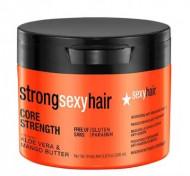 Маска восстанавливающая для прочности волос SEXY HAIR Core Strength Nourishing Anti-Breakage 200мл: фото