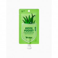 Гель для тела с экстрактом алоэ Berrisom Petite Pocket aloe soothing gel 30г: фото