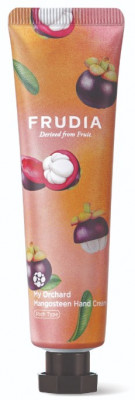 Крем для рук питательный с мангустином Frudia My Orchard Mangosteen Hand Cream 30 г: фото