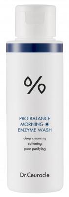 Скраб энзимный утренний с пробиотиками Dr.Ceuracle Pro-balance Morning Enzyme Wash 50 г: фото