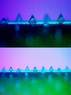 Микроигольные патчи для кожи вокуг глаз с янтарной кислотой BLÓM 4 пары