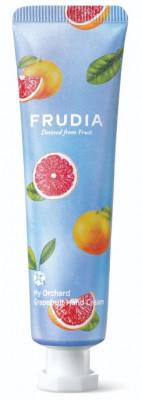 Крем для рук увлажняющий c грейпфрутом Frudia My Orchard Grapefruit Hand Cream 30 г: фото