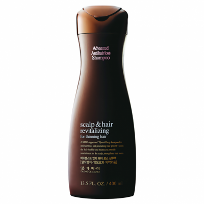 Шампунь против выпадения волос Daeng Gi Meo Ri New Advanced Anti hair loss Shampoo 400мл: фото