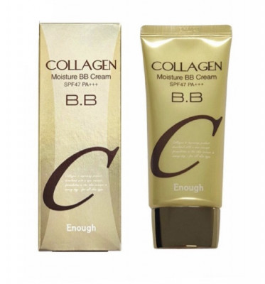 BB-крем Enough Collagen Moisture BB Cream SPF47 PA+++ 50мл: фото