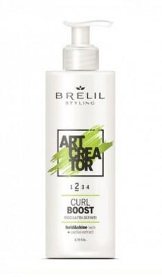 Крем для вьющихся волос BRELIL ART CREATOR CURL BOOST 200 мл: фото